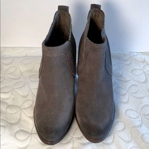 UGG Cobie II Suede Ankle Boots